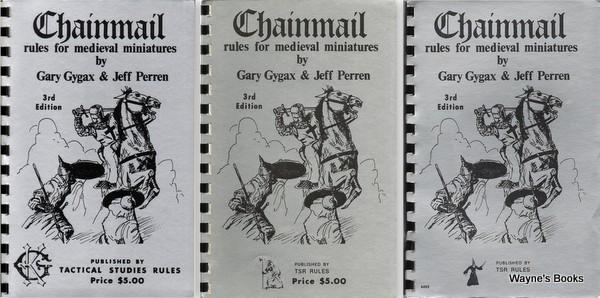 Dungeons & Dragons (D&D classic) core rules - Wayne's Books