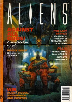 Aliens Magazine, Volume 2 Number 11, May 1993 (Dark Horse Comics)