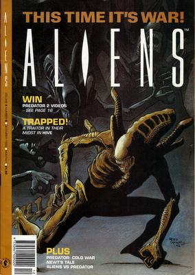 Aliens Magazine, Volume 2 Number 6, December 1992 (Dark Horse Comics)