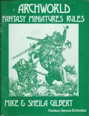 Fantasy Games Unlimited (FGU) - Wayne's Books RPG Reference