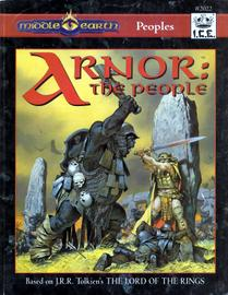 Arnor: The People (Middle Earth Role Playing: MERP)