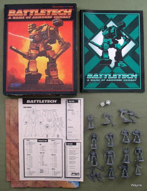 Battletech 3050 screenshot