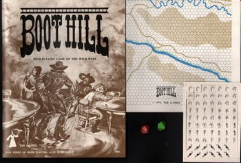 RPG HILL BOOT