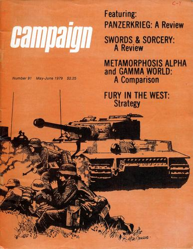 Campaign Magazine, Number 91 (May-June 1979)