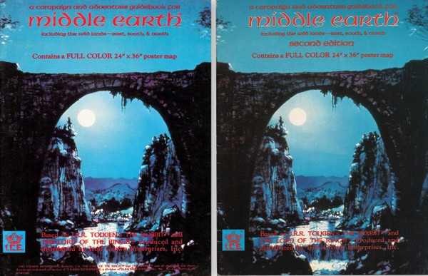 Middle Earth Role Playing Merp Sourcebooks Wayne S Books Rpg