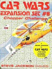 Image for Car Wars Expansion Set #8: Chopper Challenge