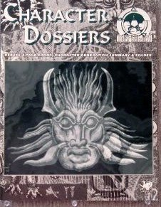 Character Dossiers: Nephilim