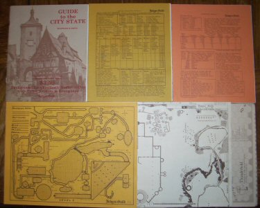 City State Campaign - Judges Guild - Wayne's Books RPG Reference on