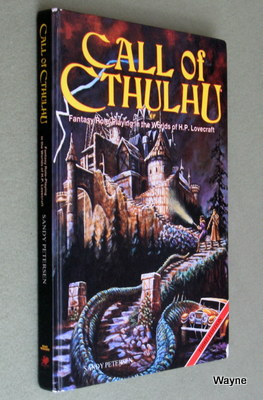 Pdf call 5th edition of cthulhu rpg
