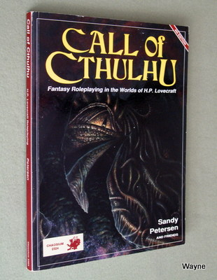 Spawn of the Beast for Cthulhu Roleplaying and Wargames