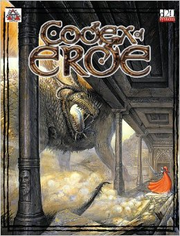 Codex of Erde (D20 System), Chenault, Steven & Mac Golden & Davis Chenault & Gary Gygax