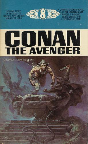 Conan the Avenger, Robert E. Howard & Bjorn Nyberg & L. Sprague De Camp