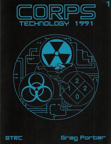 CORPS Technology 1991, Greg Porter