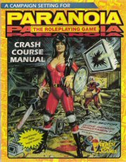 Paranoia: Crash Course Manual