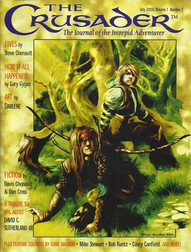 Crusader Journal: Castles & Crusades Magazine, Vol 1 No 2 (July 2005)