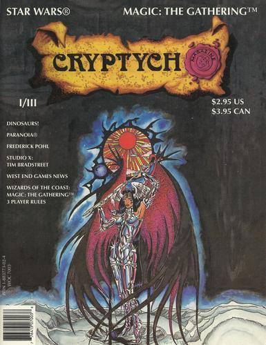 Cryptych Magazine (I/III)