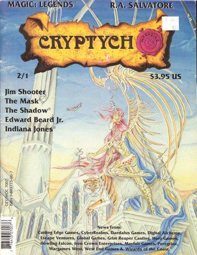 Cryptych Magazine (2/2)