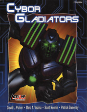 Image for Cybor Gladiators (Action! System)