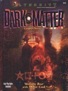 alternity dark matter campaign setting pdf