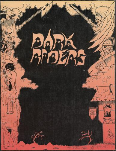 Dark Riders (A Fifth Cycle Supplement), Robert Bartels