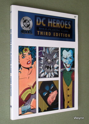 RPG HEROES DC