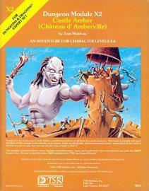 Dungeons & Dragons (D&D classic) Modules [X series