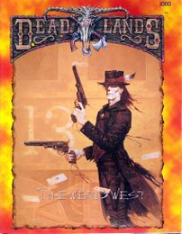 Deadlands California Map.Deadlands Weird West Wayne S Books Rpg Reference