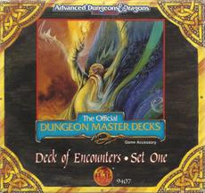 Deck of Encounters: Set One