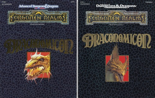 Forgotten Realms Accessories - Lettered - Advanced Dungeons