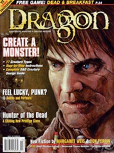 Dragon Magazine, Issue 276: Mystery & Suspense