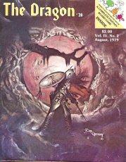 Dragon Magazine - Wayne's Books RPG Reference