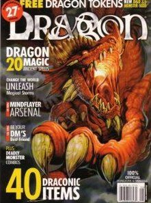 Dragon Magazine, Issue 308: Dragon Magic