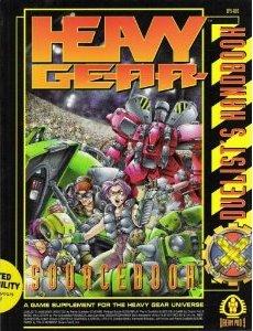 Duelist's Handbook (Heavy Gear)
