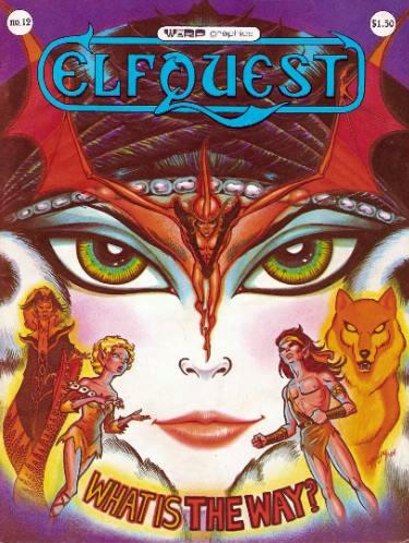 Elfquest # 12: What is the Way?, Richard & Wendy Pini