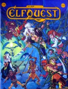Elfquest # 14: The Fall, Richard & Wendy Pini