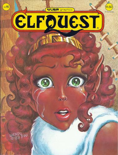 Elfquest # 16: The Go-Backs, Pini, Richard & Wendy Pini