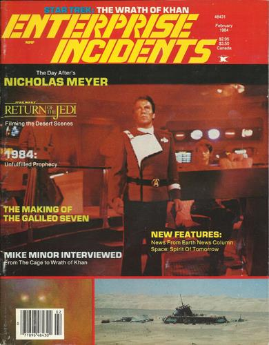 Enterprise Incidents, Issue 14 (February 1984)