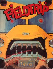 Fieldtrip: A Teenagers From Outer Space Movie Adventure, Dave Friedland
