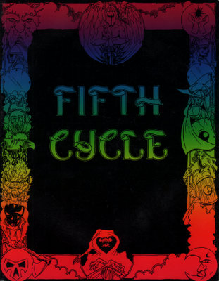 Fifth Cycle: A Fantasy Role Playing Game, Robert Bartels