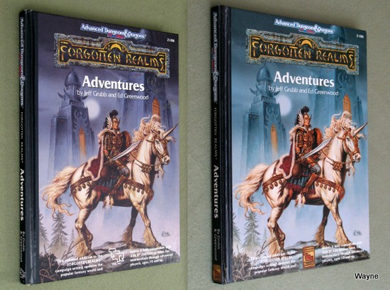 Forgotten Realms Campaign Sets - Advanced Dungeons & Dragons