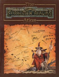 Forgotten Realms Accessories Pt2 - Advanced Dungeons & Dragons (AD&D