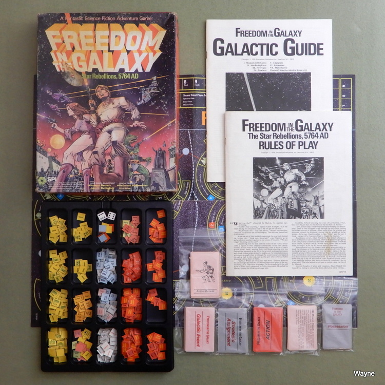 SPI Games - Pre-TSR - Wayne's Books RPG Reference