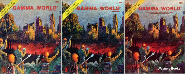 Gamma world waynes books rpg reference 1st edition classic 1978 1982 gumiabroncs Choice Image