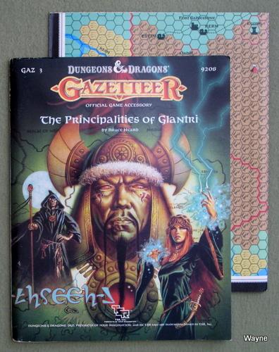 Gazetteer (Dungeons & Dragons)
