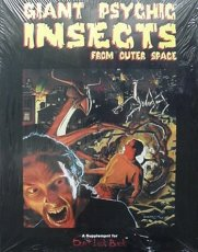 Giant Psychic Insects From Outer Space (Don't Look Back RPG)