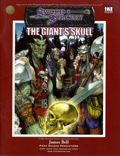 Image for Giant's Skull (D20 System)