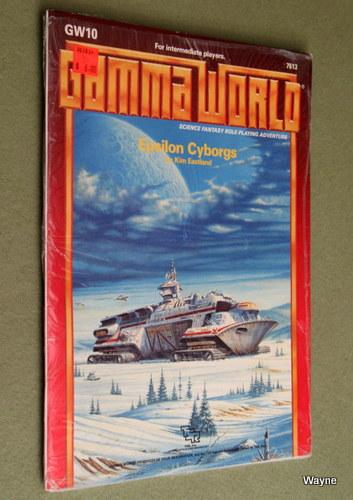 Epsilon Cyborgs (Gamma World Module GW10), Kim Eastland