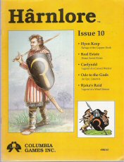 Image for Harnlore, Issue 10 (Harn Fantasy System)