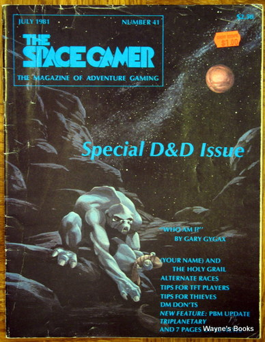 The Space Gamer Magazine, Issue 41