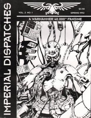 Imperial Dispatches: A Warhammer 40,000 Fanzine (Vol. 2 No. 1 - Spring 1992)
